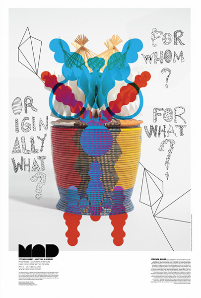 Museum of Arts and Design Poster